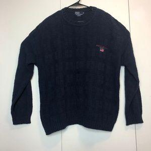 Vintage Ralph Lauren Polo Sport Knit Sweater